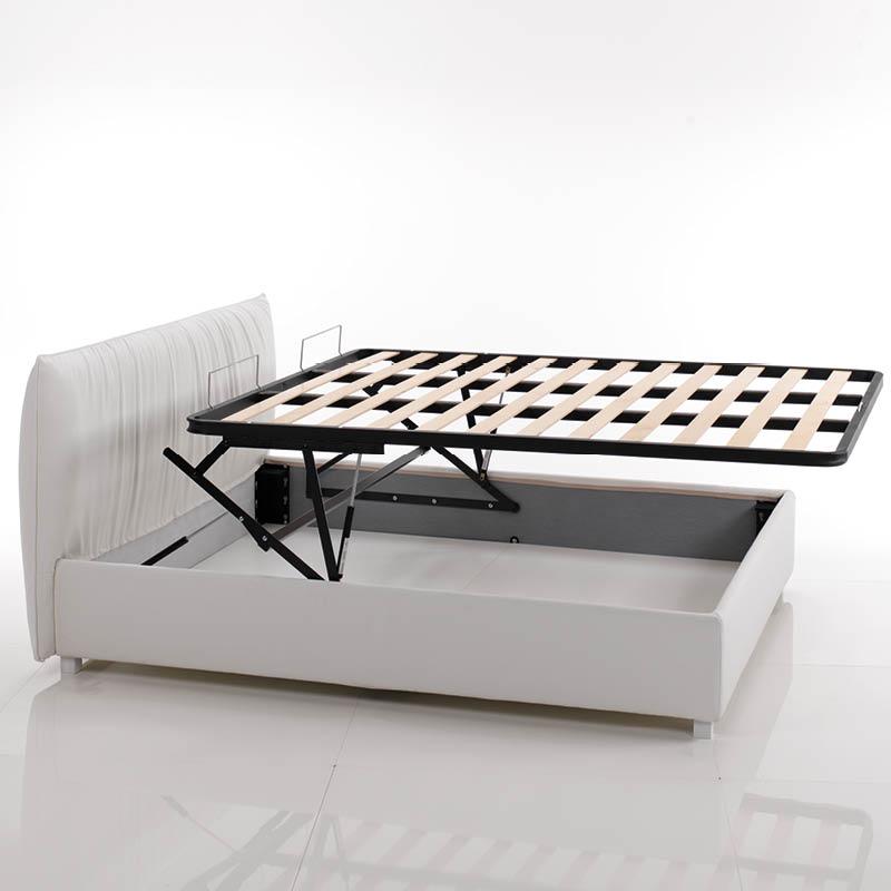 Box contenitore doppia alzata standard lettissimi - Pistoni per letto contenitore ...
